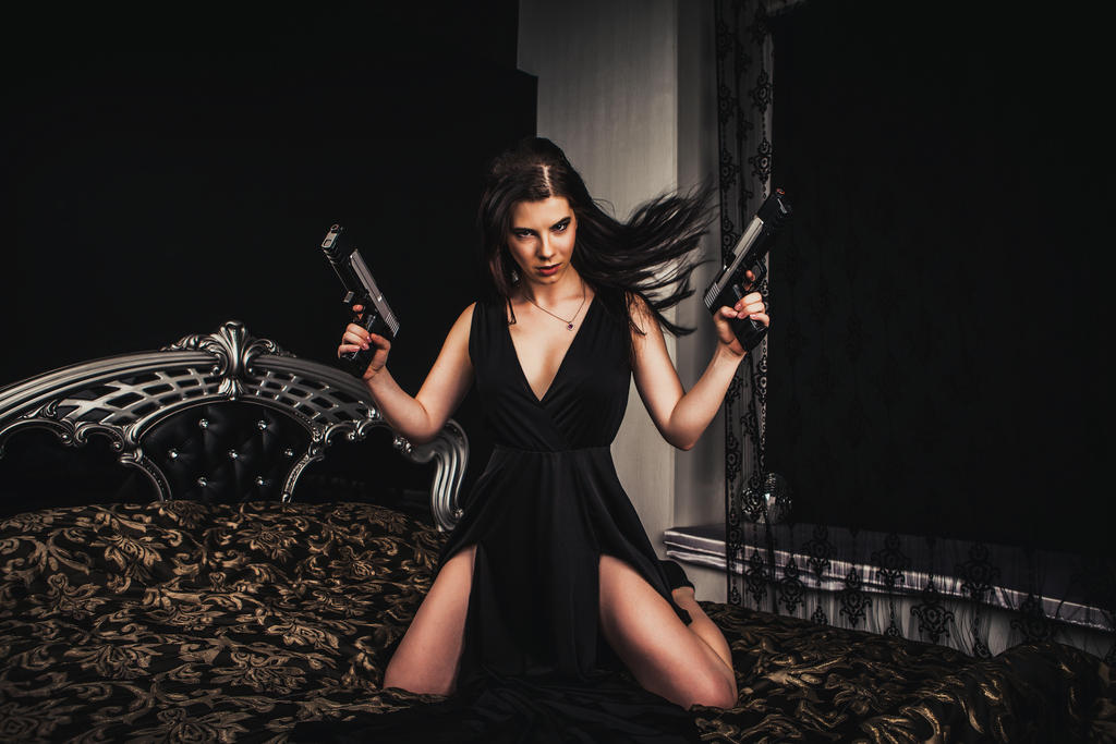 Lara Croft- Are you ready? by Anastasya01