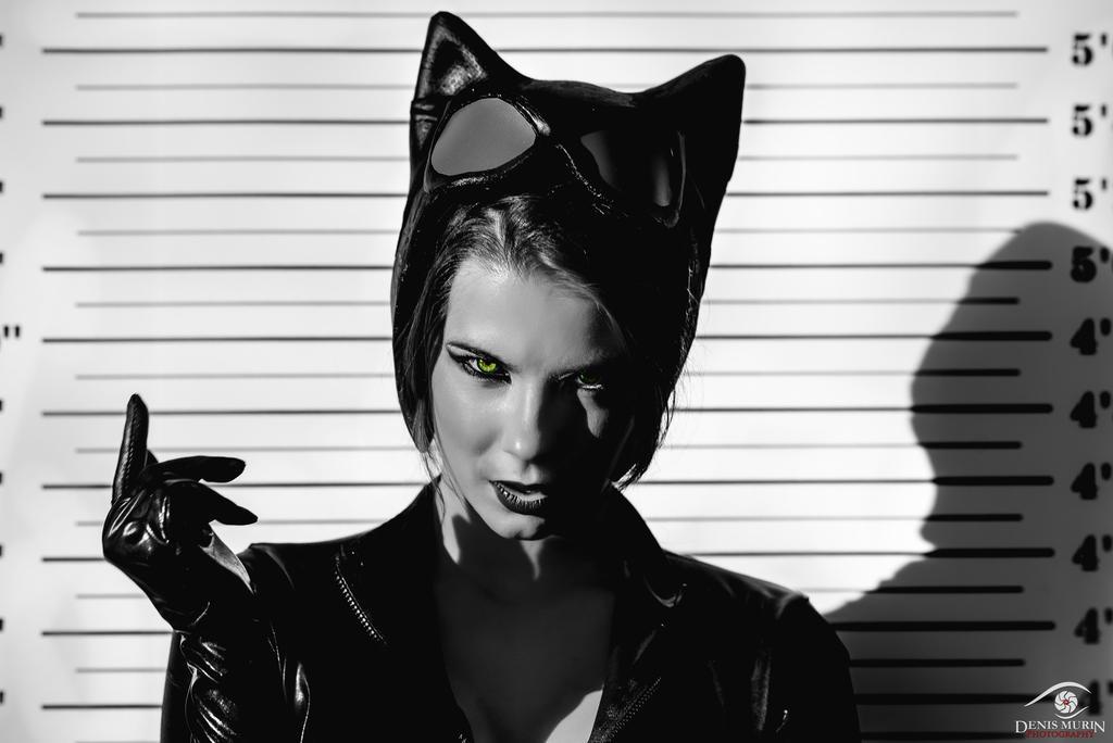 Catwoman DC comics by Anastasya01