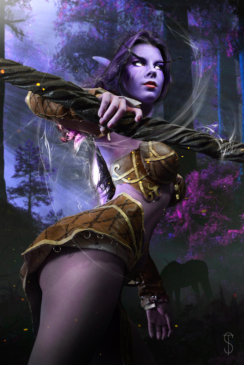 World of warcraft clothes nude