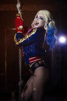 Harley Quinn Suicide Squad by Anastasya01