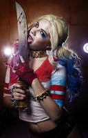 Harley Quinn - the crazy ones by Anastasya01