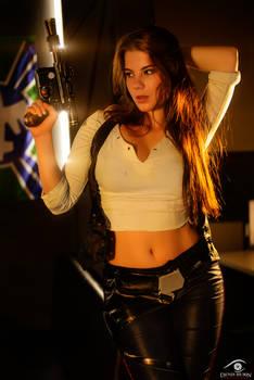 Hanna Solo - Star Wars