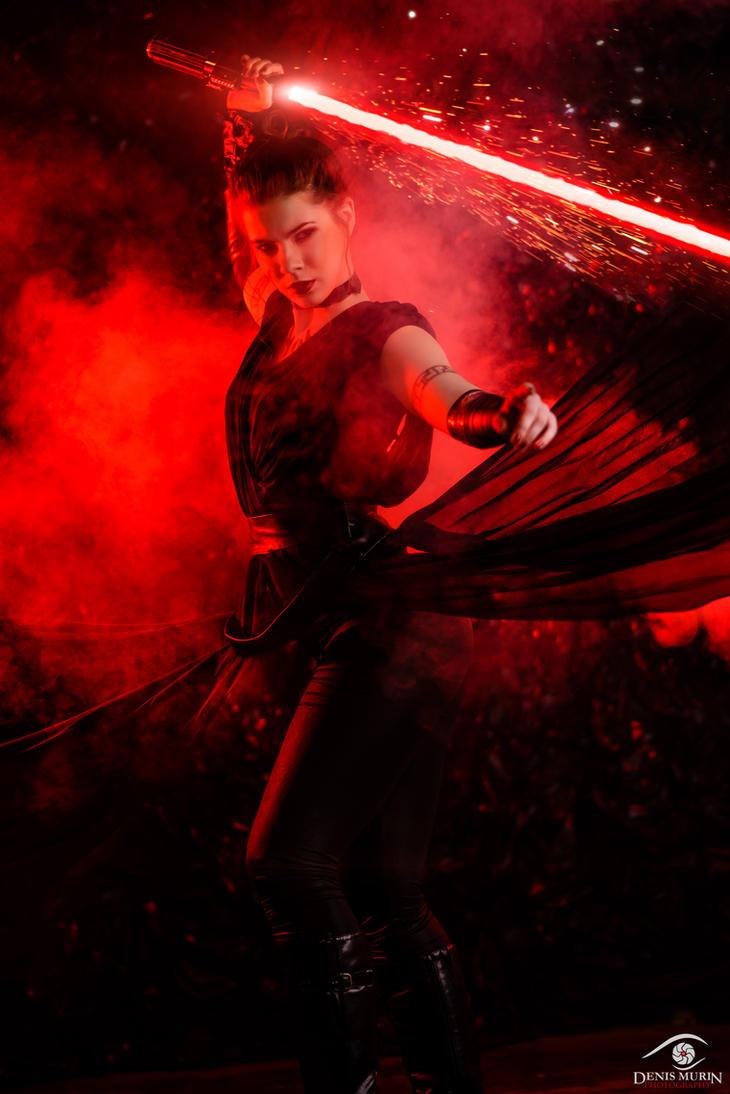 Dark Rey - Star Wars by Anastasya01