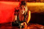 Lara Croft - I make my own luck