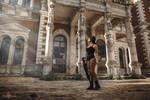 Lara Croft's adventure