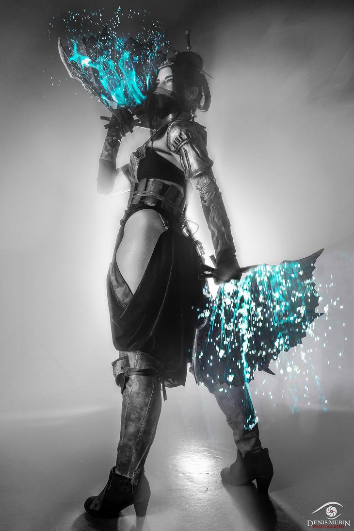 Kitana - Mortal Kombat X by Anastasya01
