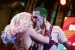 Harley + Joker
