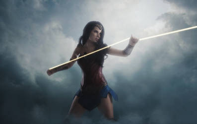 Wonder Woman - I can save you