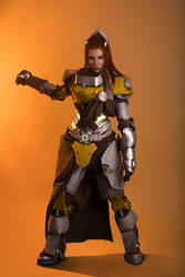 Brigitte Lindholm - I will be your shield by Anastasya01