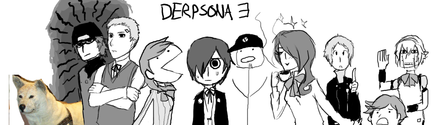 Derpsona 3 by Ansemaru