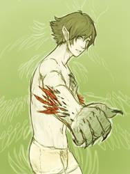 Feathers by Ansemaru