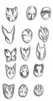 ANBU Masks