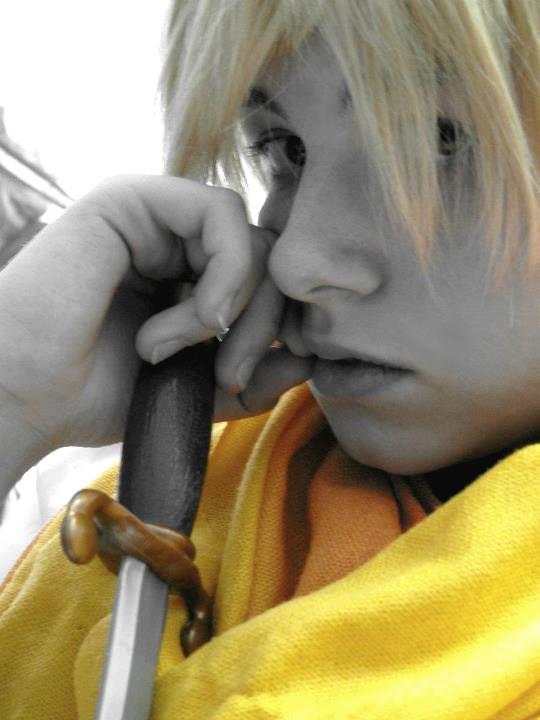 [APH] 2p!Romano : Knife by YumeNoSekaiPro