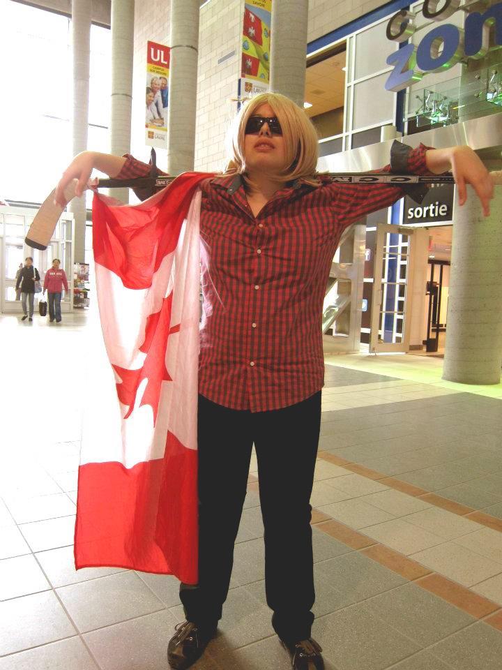 [APH] 2p!Canada : Hockey by YumeNoSekaiPro