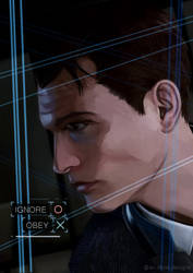 .Connor From Cyberlife.