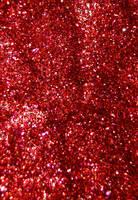 Red glitter by fotojenny