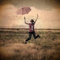 Happy girl by fotojenny