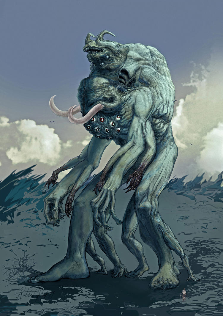 Death Colossus by leupeso