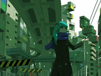 city by Tomiokajiro