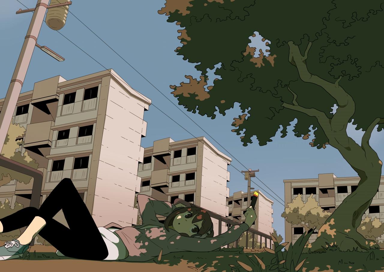 Apartment 3 by Tomiokajiro