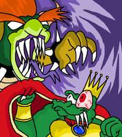 Smash bros 4? by wecato
