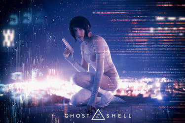 Major Cosplay from Ghost In The Shell Movie by TatsuoCosplay