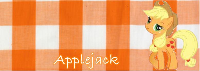 ~Applejack Sig~ by StarCatcherZ