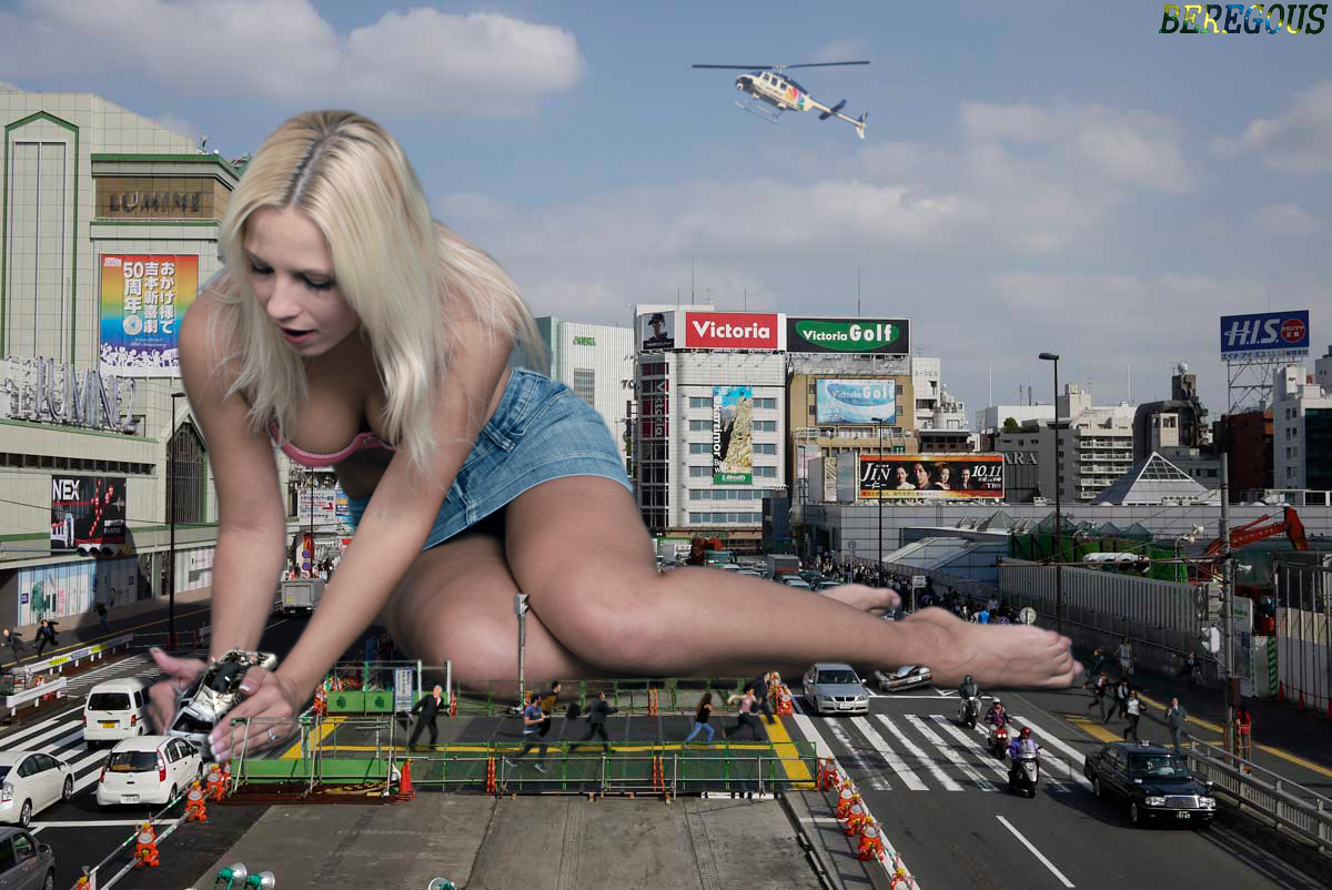 Fantasize giantess hardcore gallery