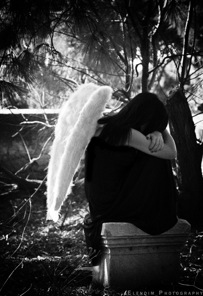 Broken angel by Elena-Elendim on DeviantArt