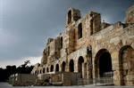 Amphitheatre at the Acropolis