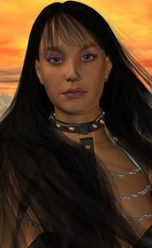 Pierced Warrior - MistressWit