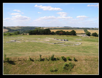 Old Sarum: Cathedral by Lorna36