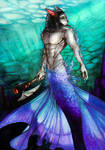 Blade of the Sea by Art-Surgery
