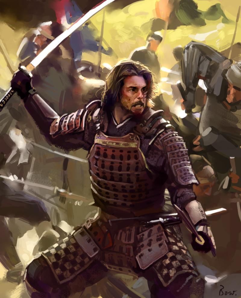 Last Samurai by Bowkl