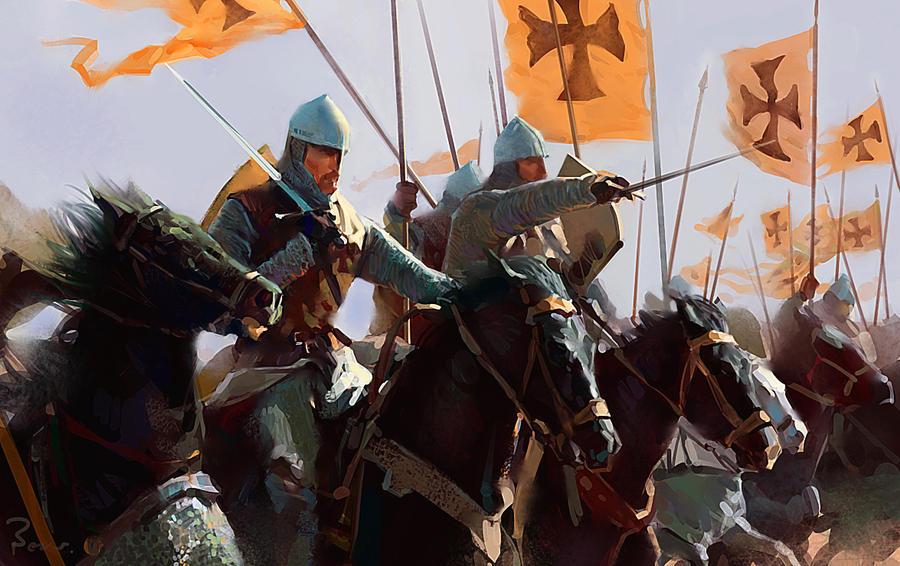Crusades by Bowkl
