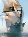 Lucky Jack's ship