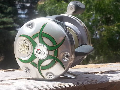 custom pinstriping reel
