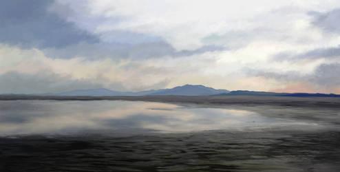 Island by Bumblewales