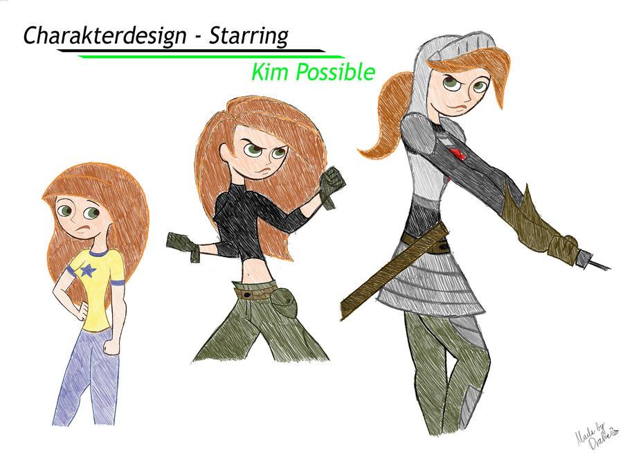 KP-Projekt Charakterdesign#3 by DrakebyRS