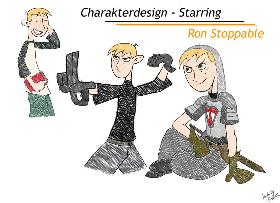 KP-Projekt Charakterdesign#4 by DrakebyRS