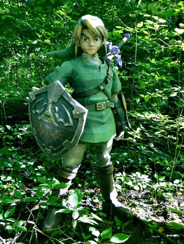 The Legend of Link by studioofmm