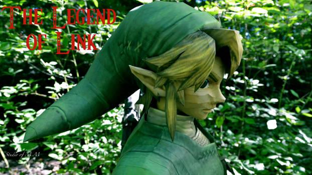 The Legend of Link Wallpaper