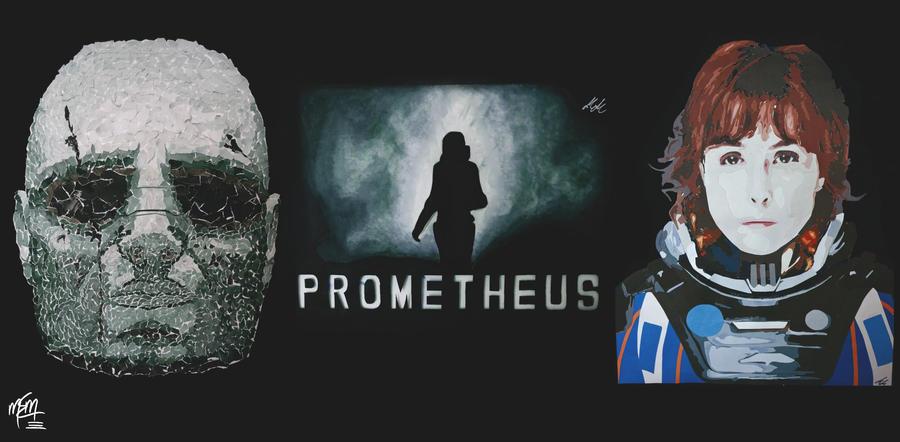 Project Paper Prometheus by studioofmm