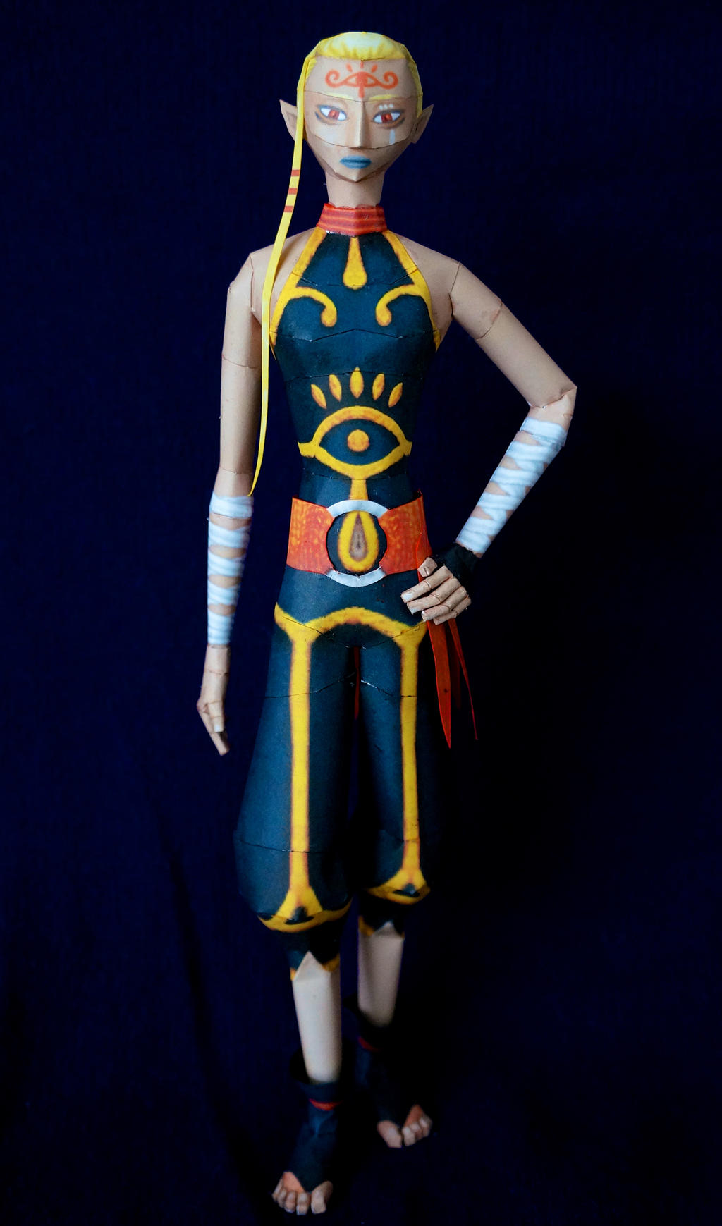Impa - The Sage of Shadow by studioofmm