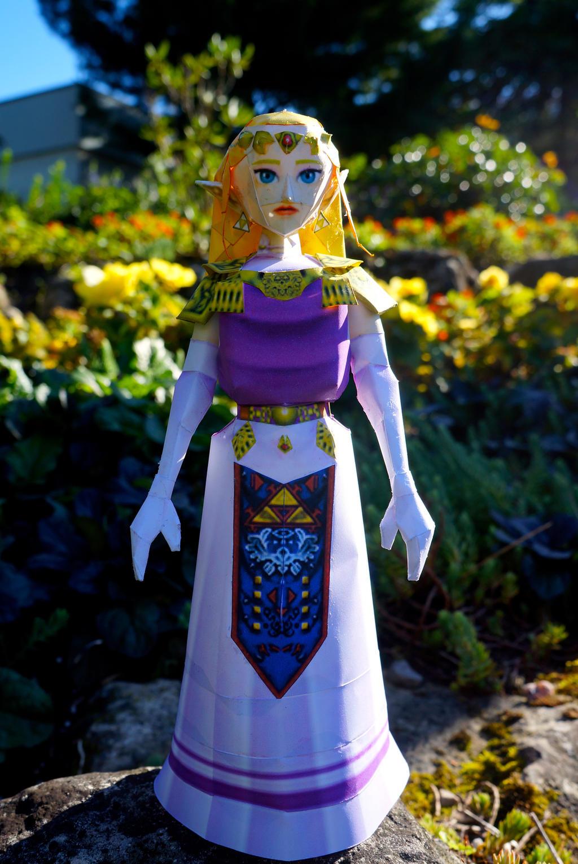 Zelda - Leader of the Sages by studioofmm