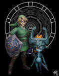 The Legend of Link and The Twilight Princess