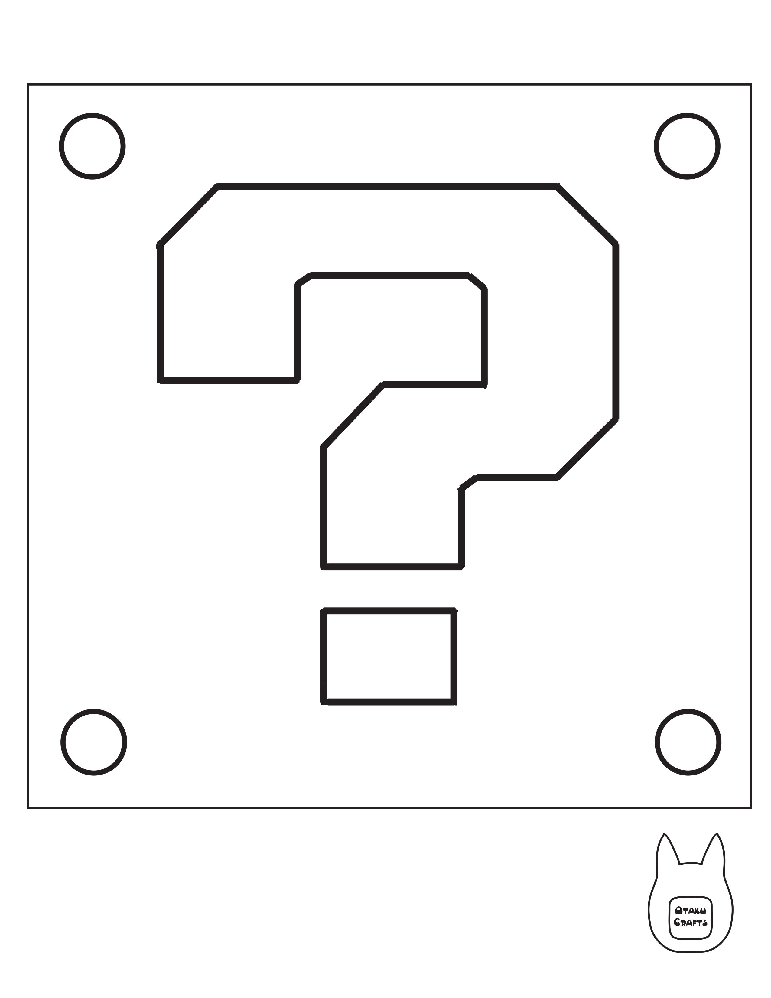 free printable blocks coloring pages - photo#19