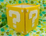 ? Block Storage Cube