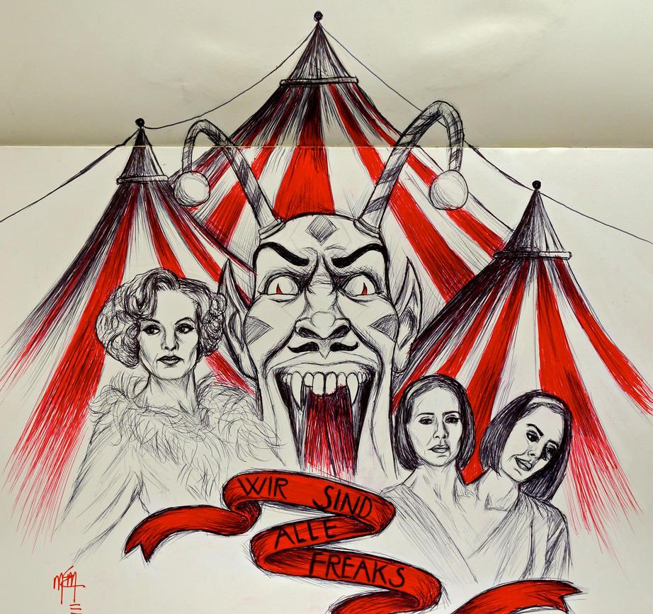 Freak Show by studioofmm