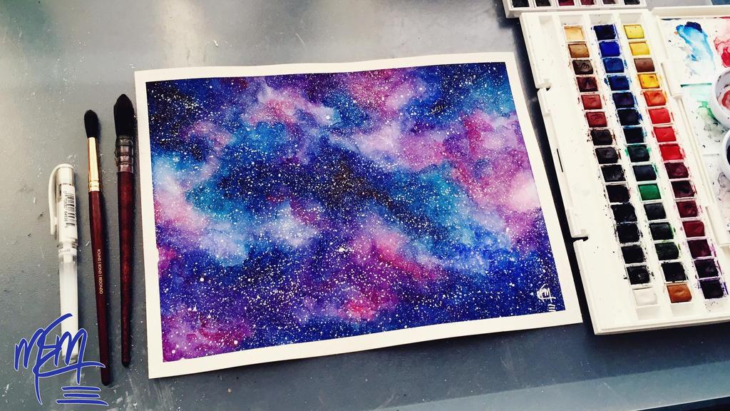 Galaxy Tutorial by studioofmm